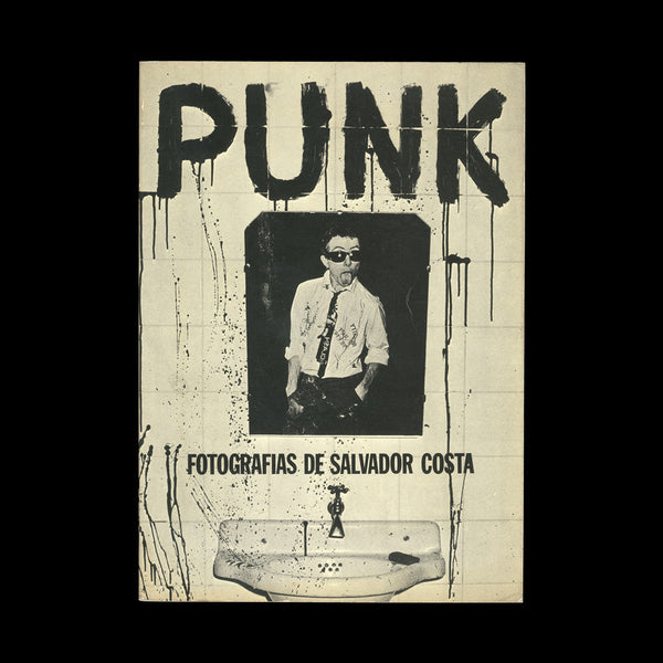 COSTA, Salvador. Punk. (Barcelona): (Producciones Editoriales), (1977).