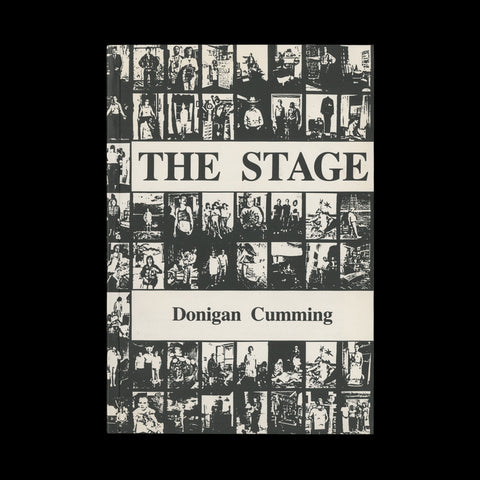 CUMMING, Donigan. The Stage. (Montreal): (Maquam Press), (1991). SIGNED