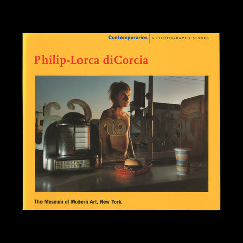 DICORCIA, Philip-Lorca. Contemporaries: A Photography Series. Philip-Lorca diCorcia. New York: Museum of Modern Art, (1995).