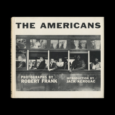 FRANK, Robert. The Americans... New York: Grove Press, Inc., 1959.