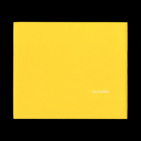GILL, Stephen. Invisible. [London]: Nobody [self-published], (2005).