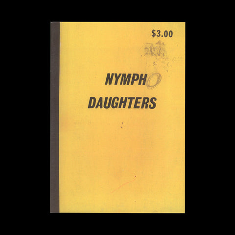 HIDO, Todd. Nymph Daughters. (Tokyo): (Super Labo), (2010). -SIGNED