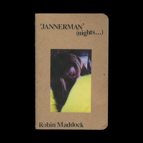 MADDOCK, Robin. 'Jannerman' (nights…). [N.p.]: [Self-published], [2010].