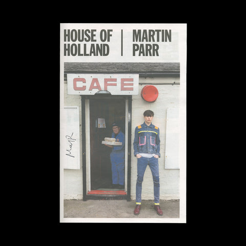 PARR, Martin. House of Holland × Martin Fucking Parr. [London]: [House of Holland], [2015].