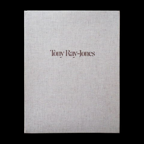 RAY-JONES, Tony.  Tony Ray-Jones 1941-1972. London: Photographic Collections Ltd, (1975).