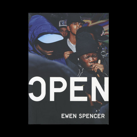 SPENCER, Ewen. Open Mic. [Brighton]: (ES Books) [self-published], (2005).