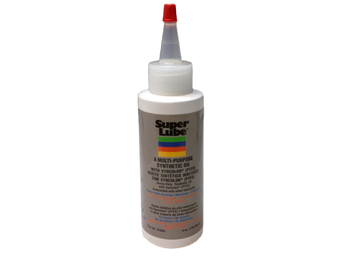 Super Lube for Lead Screws and Bearings
