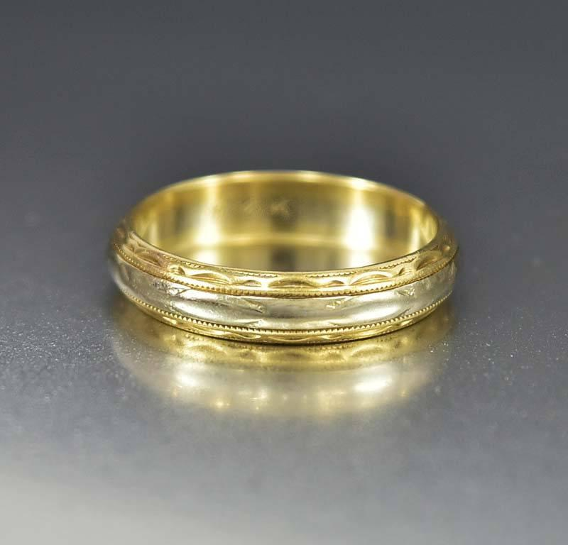 elegant full bands s gold solid karat men wedding lovely size ring download band