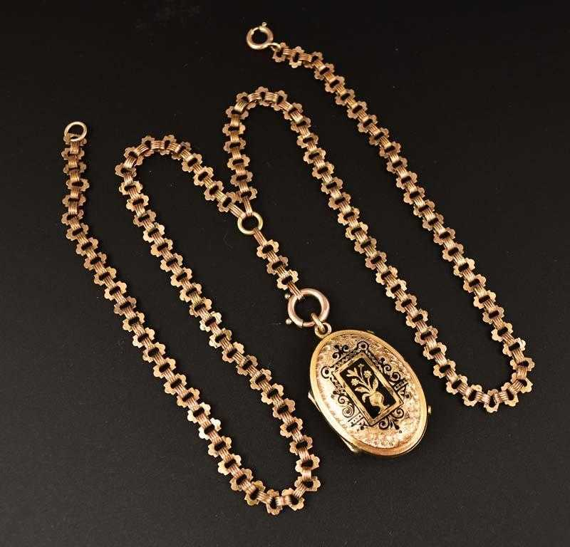 style necklaces pendants category all lace thumb necklace locket antique victorian