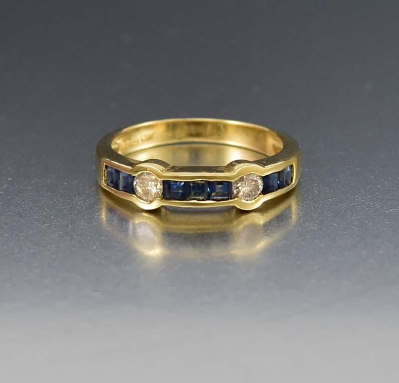 anniversary set ring of infinity dvjtoqbxsb pagespeed qitok diamond gold white channel product image ic
