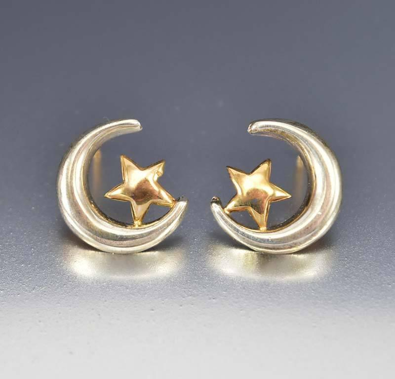 at brass on for art sale clip id j studio smith modernist jewelry l earrings