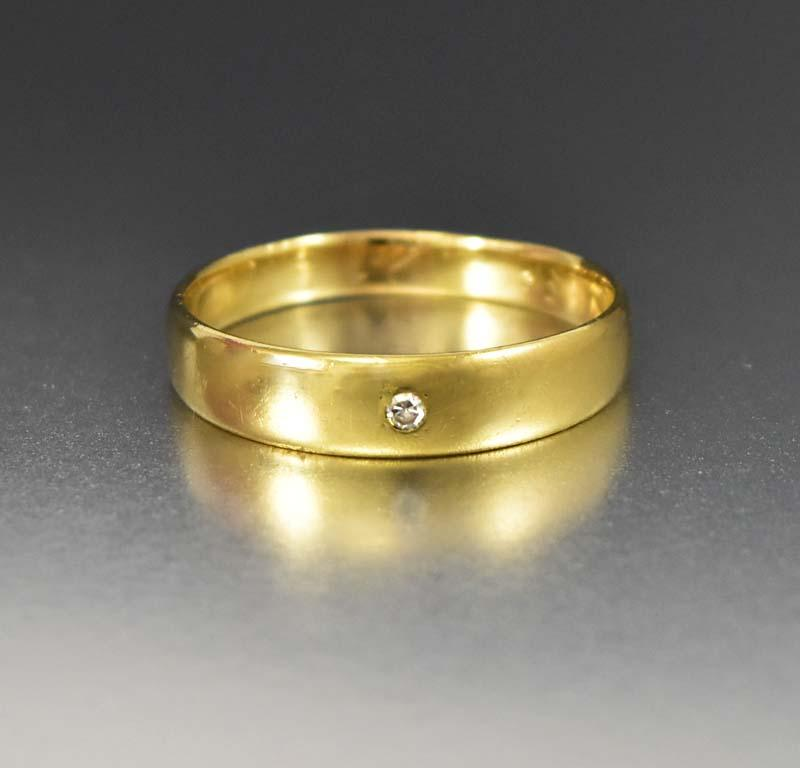 14K gold Art Deco Men
