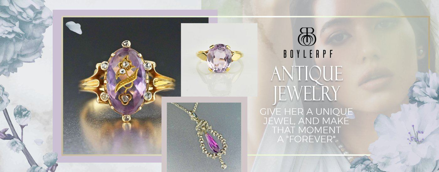 Boylerpf Buy Antique and Vintage Jewelry Online