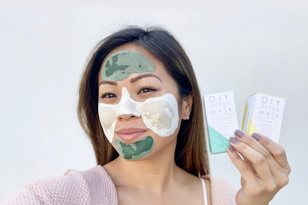 Q&A - All about the new DIY Detox Masks