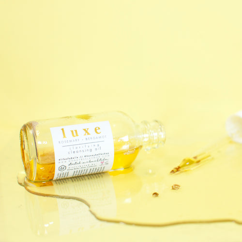 LUXE: Cleansing Oil