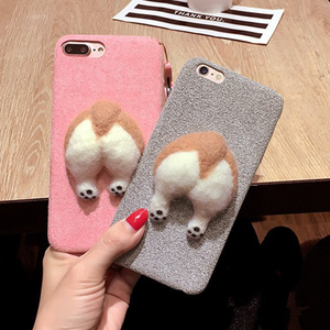 Corgi Butt Phone Case for iPhone 6/6 Plus/6s/6s Plus/7/7 Plus