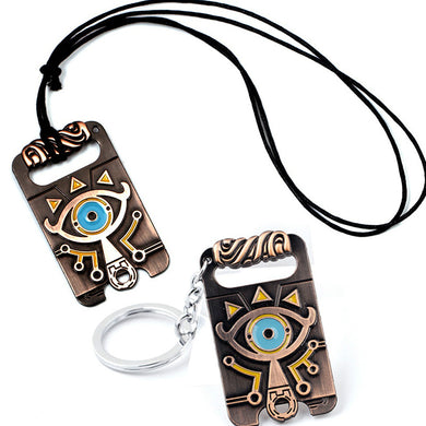 Sheikah Pendant Necklace