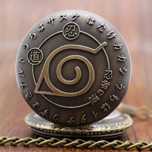 Leaf Pocket Watch - Trendy Gear--accessories - 2