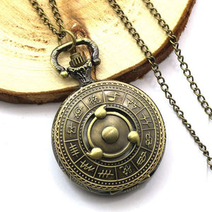Ninja Pocket Watch - Trendy Gear--accessories - 1