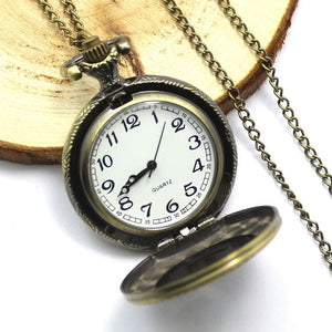 Ninja Pocket Watch - Trendy Gear--accessories - 2