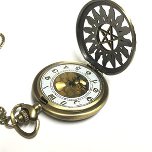 Supernatural Pocket Watch - Trendy Gear--accessories - 2