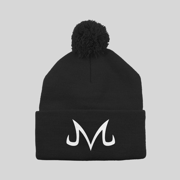 Majin Hat - Trendy Gear-Beanie Knit Cap-Embroidery - 4