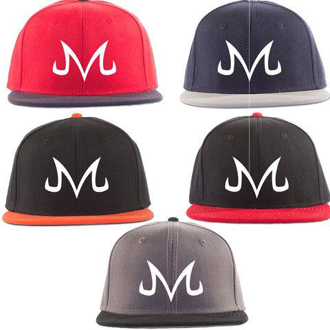 Majin Snapback - Trendy Gear--Embroidery - 1