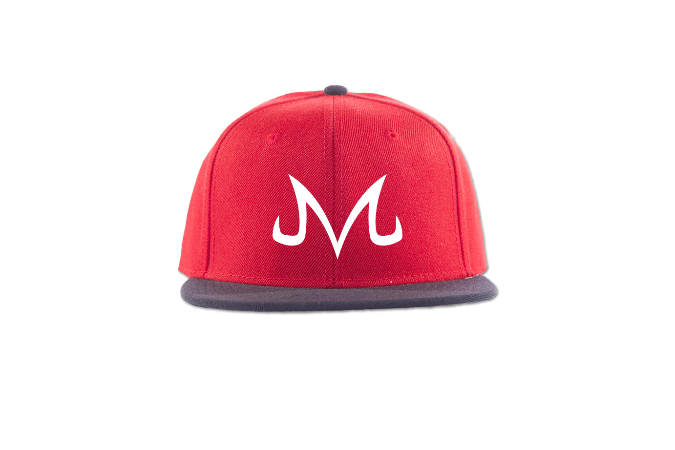 Majin Snapback - Trendy Gear-Nvy/Red/Red-Embroidery - 5