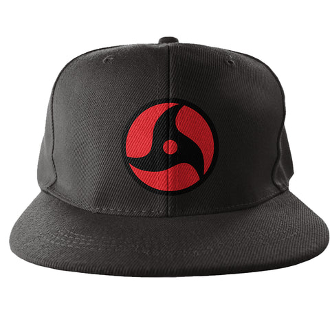 Sharingan Snapback - Trendy Gear-Itachi-Embroidery - 1