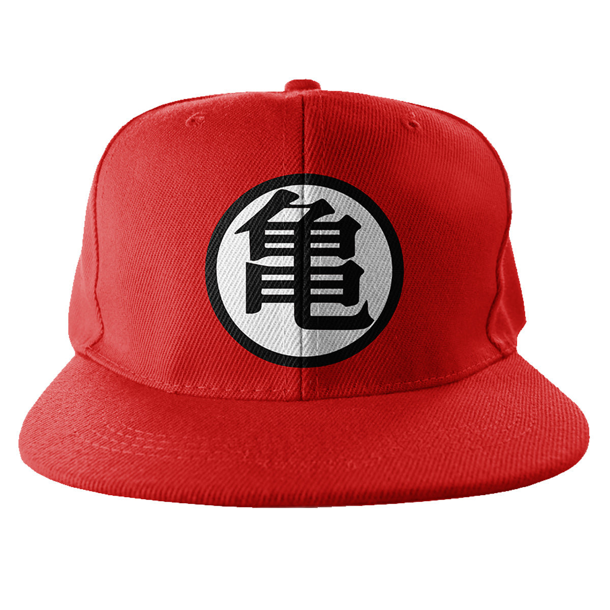 Turtle Hermit - Trendy Gear-Yupoong Wool Blend Snapback / Red-Embroidery - 4