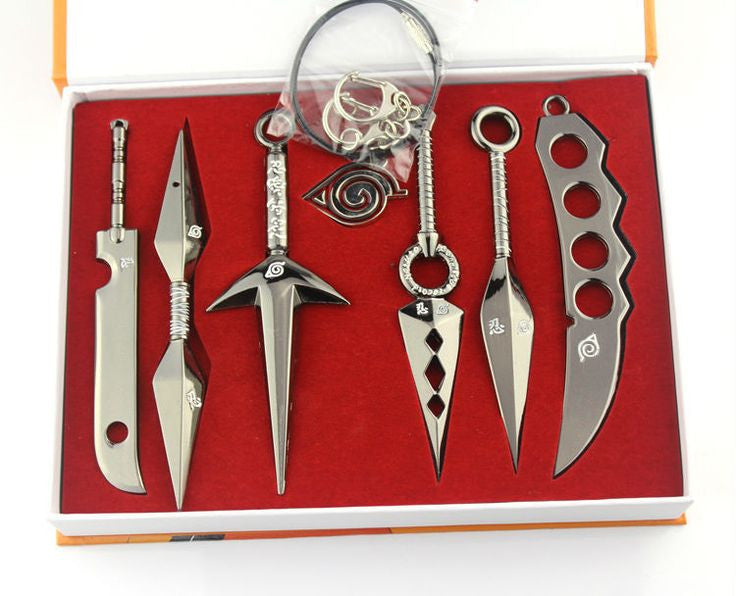 Ninja Weapon Set - Trendy Gear--Gift Box - 1