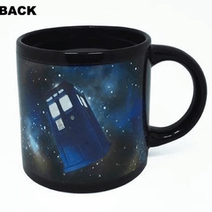 Tardis Mug Heat Sensitive - Trendy Gear--Mugs - 3