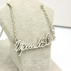 Necklace - The Impossible Girl