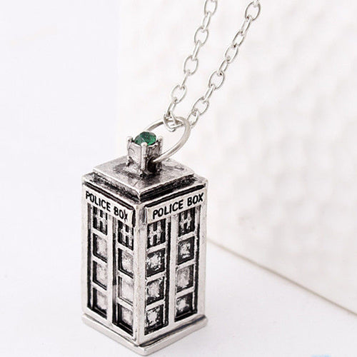 Whovian Necklace Set - Trendy Gear--necklace - 1