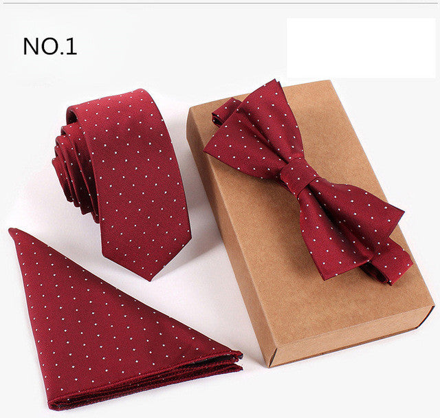 Sophisticated Tie Sets