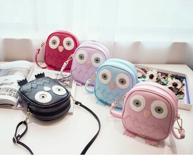 Cute Purse Handbag Owl