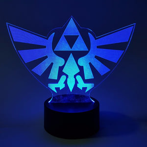 Wingcrest 3D Light