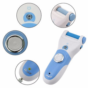 Rechargeable Skin Removal Tool + 6 Rollers