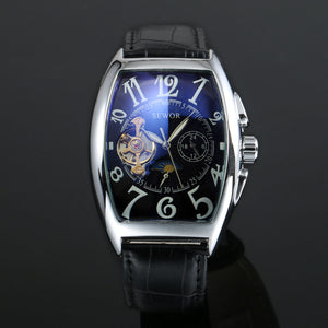 Sewor Mechanical Automatic Stainless Steel Watch - Trendy Gear-- - 3