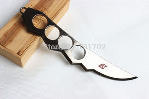 Silver Stainless Naruto Hokage Weapons Replica - Trendy Gear-- - 2