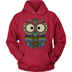 T-shirt - Owl Color