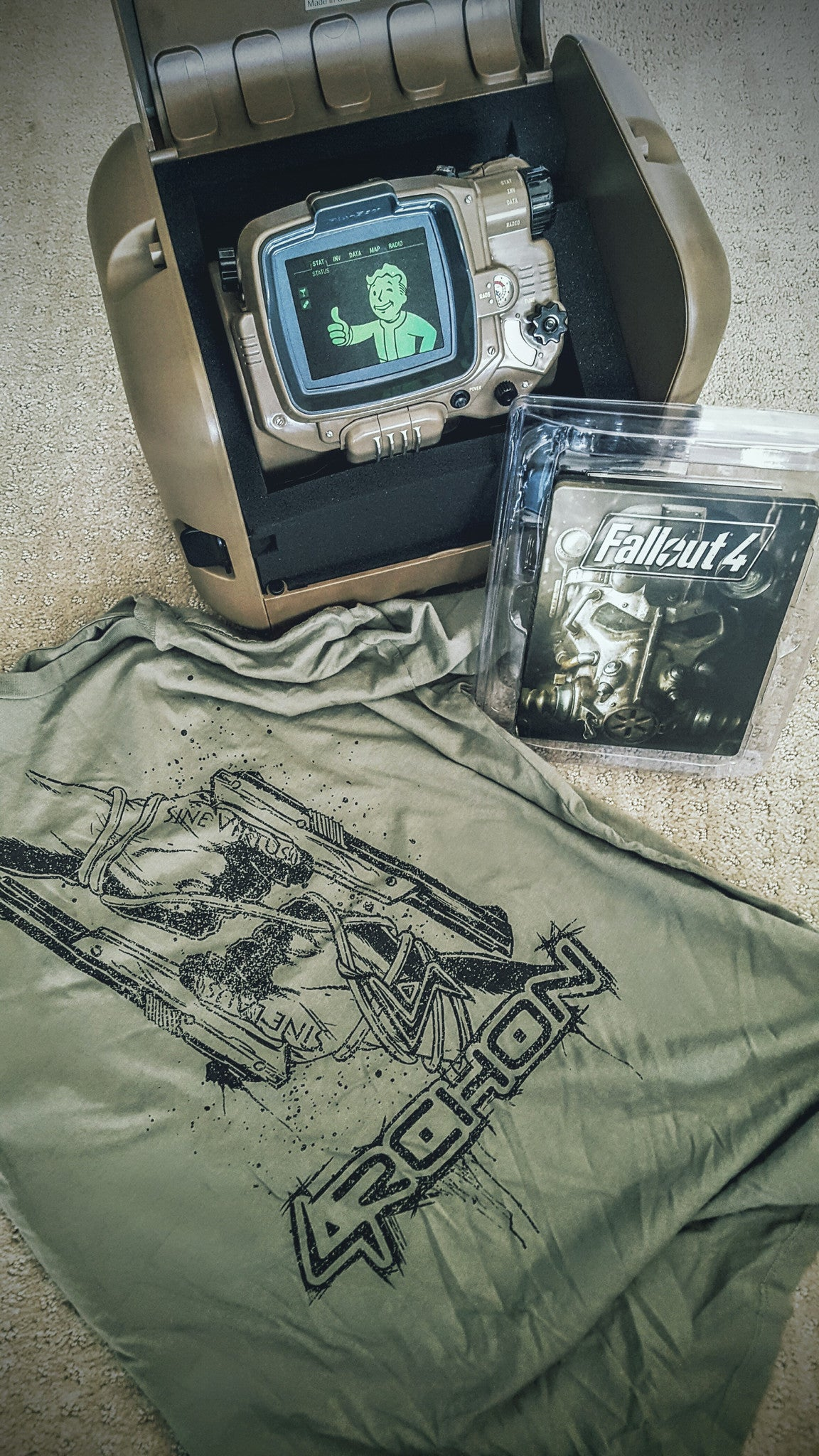 Xbox One Fallout 4 Pip-Boy Giveaway