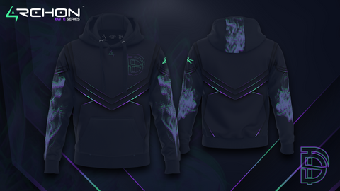 Team Damaged Souls Esports - Pullover Hoodie - Archon Clothing @Nexxiaa