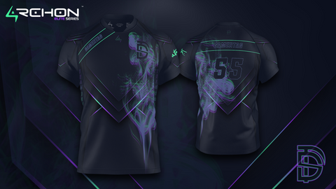 Team Damaged Souls Esports - Elite Jersey - Archon Clothing @Nexxiaa