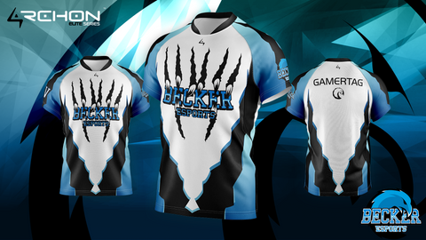 Becker College - Elite Jersey - @Nexxiaa