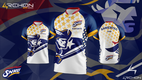 Southern New Hampshire University SNHU Esports - Elite Jersey - Archon Clothing @Nexxiaa