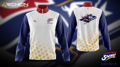 Southern New Hampshire University SNHU Esports - Pro Jacket - Archon Clothing @Nexxiaa