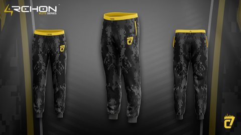 7 Cities Esports - Joggers - Archon Clothing @AllenMcCoyDesigns