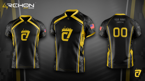 7 Cities Esports - Elite Jersey - Archon Clothing @AllenMcCoyDesigns
