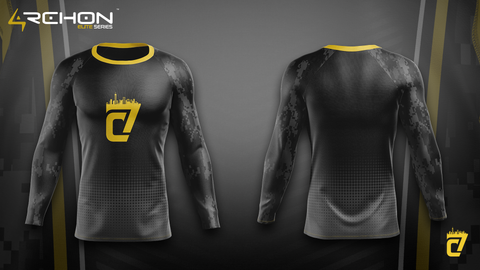 7 Cities Esports - Long Sleeve Compression - Archon Clothing @AllenMcCoyDesigns